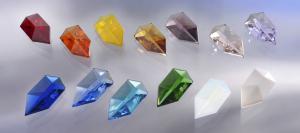 Farbpalette von Schäfer Glas